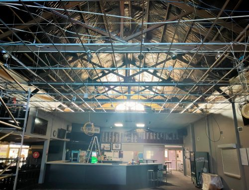 Transforming the Club's Interior