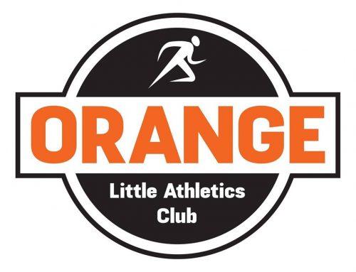Orange Little Athletics