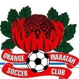 Orange Waratah Football Senior